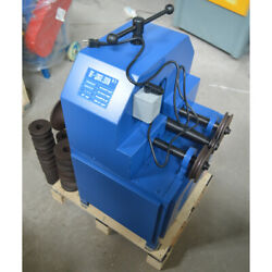 1500w Electric Pipe Bender Roller 9 Round /square Dies Tube Bending Machine