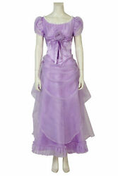 The Nutcracker And The Four Realms Cosplay Clara Costume Women Full Dress Suit