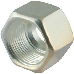 Flowfit Stainless Steel Component Parts Silver Plated Nuts Agp