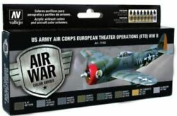 17ml Bottle Us Army Air Corps European Theater Operations Eto Wwii Model Air P