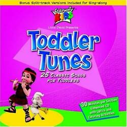 Toddler Tunes - Audio Cd By Cedarmont Kids - Very Good
