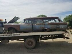 1959 Ford Ranch Wagon Back Glass