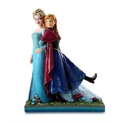 Disney Traditions Frozen Anna And Elsa Sisters Forever Figurine Sold Out