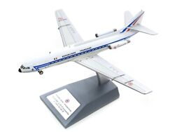 Inflight If210faf0619 1/200 French Air Force Sud Se-210 141 Caravelle Iii W/std