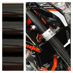Fork Skins Guards Covers Glossy Carbon Fiber Stickers Triumph Speed Triple