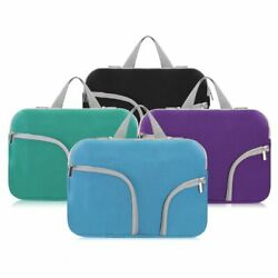 Portable Laptop Bag Sleeve Tablet Case Cover for Macbook Air Pro 11 12 13 15In $11.70