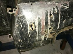 1963-1967 Corvette Fender Skirt Left C2 W/ Air Conditioning - Impossibly Rare