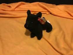 TY Beanie Babies - SCOTTIE the Terrier Dog Mint with RARE Tag FREE SHIPPING