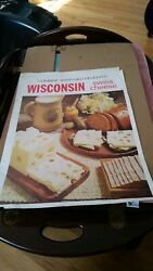 3 Original Vintage Posters Wisconsin Cold Pack, Swiss, Mozzerela And Provolone