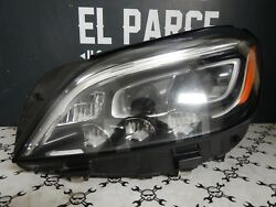 2015-2017 Mercedes Benz Cls Class Cls550 W218 Left Side Led Headlight Oem