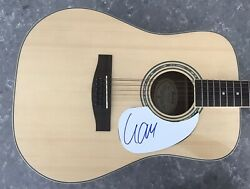 Oasis Signed Guitar Liam Gallagher Autographed Guitar What's The Story Noel