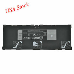 32Wh 9MGCD Battery For Dell Venue 11 Pro 5130 7130 XMFY3 312-1453 VYP88 T8NH4 US