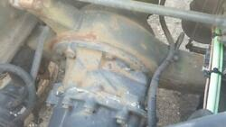Eaton Ds 404 Rear Axle Housing Front Differential - 2007 International 8600