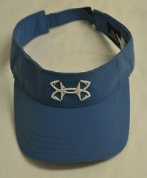 UNDER ARMOUR fish hook design visor Excellent Condition.