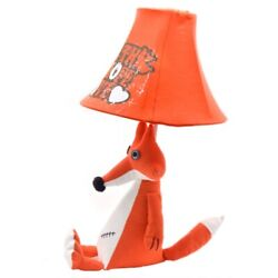 The Little Fox Bed Lamp Table Lamp Adjustable Brightness Home Decor. New