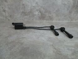 Suzuki Oem Ignition Coil Assy And High Tension Cords 23 33410-90j00