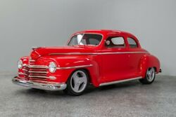 1947 Plymouth Club Coupe Street Rod 1947 Plymouth Club Coupe Street Rod 1476 Miles Viper Red Coupe 488ci 488ci