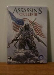 New Assassinand039s Creed Iii Collectible Case No Game Included Sealed