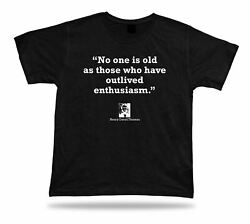Henry Thoreau BEST TEE proverb APPARLE Birthday Gift Idea BBF TSHIRT Quote