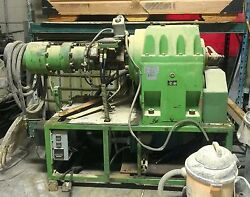 USED 4.5'' NRM STYLE COLD FEED RUBBER EXTRUDER