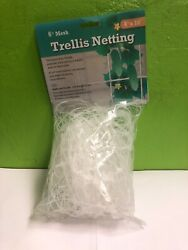 Trellis Netting 4and039x16and039 4and039x50and039 4and039x100and039 Plastic Plant Support Garden Hydrofarm