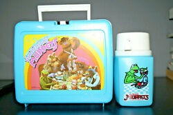 Jim Henson's Muppets Lunch Box Pail And Thermos