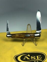 Case Brothers Little Valley Ny. 1900-12 Very Nice Half Whittler Very Nice