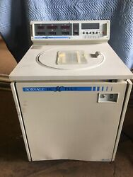 Sorvall RC-5C Plus Refrigerated Superspeed Centrifuge 21,000RPM w/ SS-34 Rotor