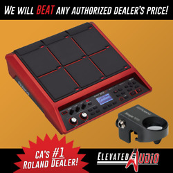 Roland SPD-SX SE Percussion Sampling Pad + RT-30H Single Zone Trigger! #1 Dealer