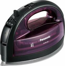 Panasonic Cordless Steam W Head Iron Pink Ni-Wl405-P Import From Japan New