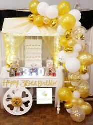 Hire Only Fully Decorated Candy Cart Sweet Cart Weddings Birthday Baby Showers