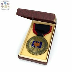 Chief Of The National Guard Bureauandrsquos Indoor Rifle Match Medal Dieges And Clust Box