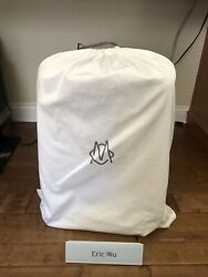 Off-white X Rimowa Black Carry On Black Suitcase In Hand Virgil Abloh Limited