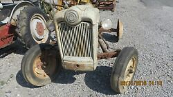 Salvaging Ford Naa Jubilee Tractor