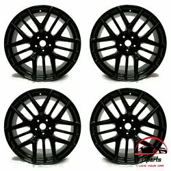 Set Of 4 Nissan Gt-r 2017 2018 2019 20 Factory Original Staggered Wheels Rims