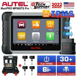 Autel Maxisys Ms906bt Mp808k Mk808bt All System Auto Diagnostic Tool Car Scanner