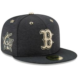 NEW ERA MLB Boston Red Sox 59FIFTY ASG All Star Game patch Hat Cap