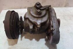 Norton Es2/model18/16h Upwright Gearbox And Clutch