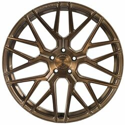 20andrdquo Rohana Rfx10 Brushed Bronze Concave Wheels For Accord Camry Altima Maxima