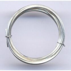925 Sterling Silver Wire Round 1 Metre Lengths Jewellery Making Select Size