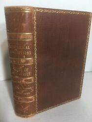 Historical Collections State Of New Jersey By John W Barber And Henry Howe 1844 Hb