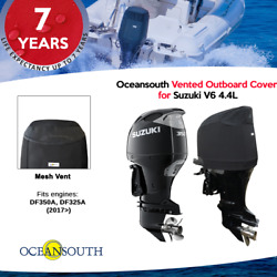 Oceansouth Outboard Motor Vented Cover For Suzuki V6 4.4l