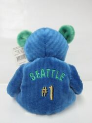 Salvino's Nfl Team Bammers - Seattle Seahawks 1 Bear - Brand New - Numbered