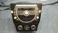 2009-2011 Mazda Rx-8 OEM Radio Tape CD Player Audio Unit Climate Control Bose