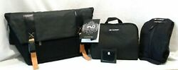 24 7 Bike Messenger Camera Bag Traffic Collection 4 pieces NWT $49.00