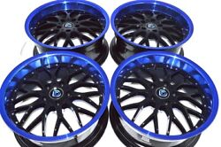 18 Wheels Rims Concorde RSX Integra MDX Avenger Talon Escape Accord K900 5x114.3