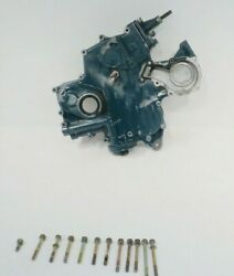 Oem Kubota Diesel Lawn Tractor Engine Gear Case Assembly 1258104020 Fits D722