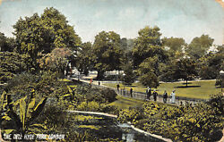 R134856 The Dell Hyde Park. London. 1910