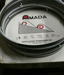 3 Pcs Amada 18and039 2218x1-1/4 .042 4/6 Tooth Protector M42 Band Saw Blades