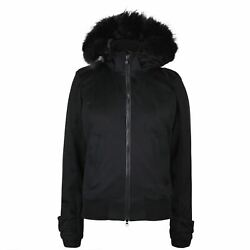 BNWT CANADA GOOSE BRANTA SIENA WOOL 675 fill DOWN jacket size S uk 10 RRP £1350.